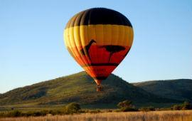 Hot Air Balloon Safari's