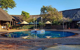 Resorts in Pilanesberg