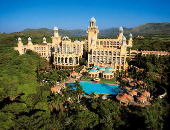 Full day Sun City & Pilanesberg
